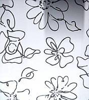 Рулонные шторы Флора