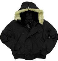 Зимняя куртка N-2B Cotton Parka Alpha Industries (черная)