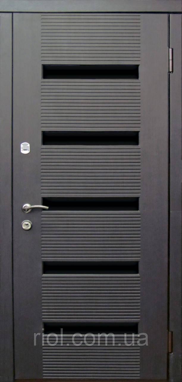 Двері вхідні Блейд серії Прайм ТМ Каскад