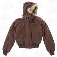 Жіноча куртка парка Alpha Industries N-2B Cotton (Brown)