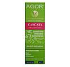 Крем для лица дневной Cascata интенсивно увлажняющий для всех типов кожи Agor, 50 мл