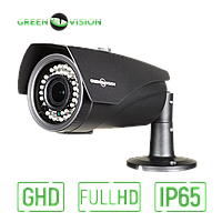 Гибридная наружная камера GreenVision GV-066-GHD-G-COS20V-40 Без OSD