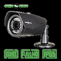 Гибридная наружная камера GreenVision GV-066-GHD-G-COS20V-40 Без OSD