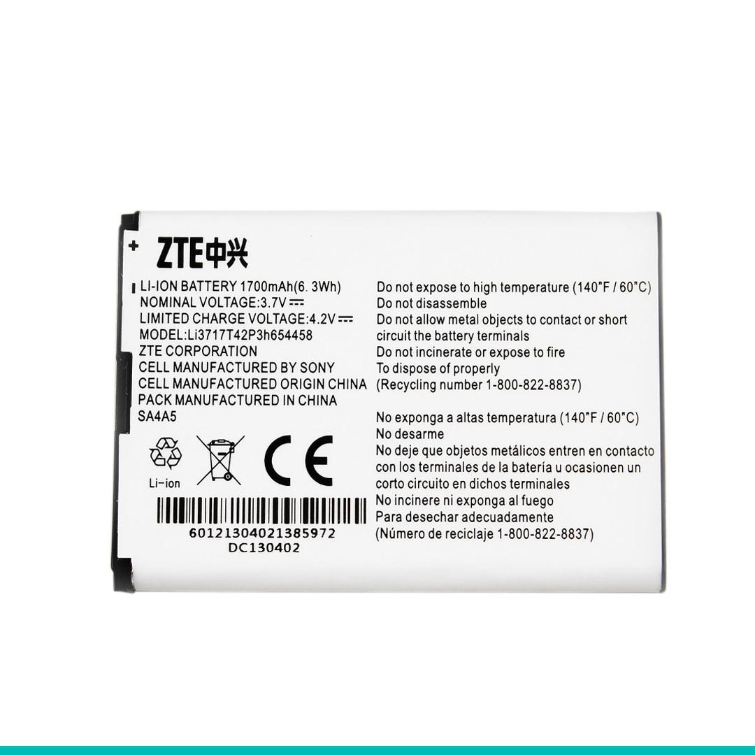 Оригинальный аккумулятор ZTE 890L, 891L