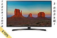 Телевизор LG_49UK6470 Smart TV 4K/UHD 1600Hz T2 S2 из Польши 2018 год