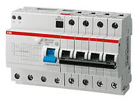 Дифференциальный автомат (дифавтомат) ABB DS204MAC-B63/0,03, 2CSR274001R1635