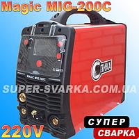 Спика Magic MIG 200 C сварочный полуавтомат
