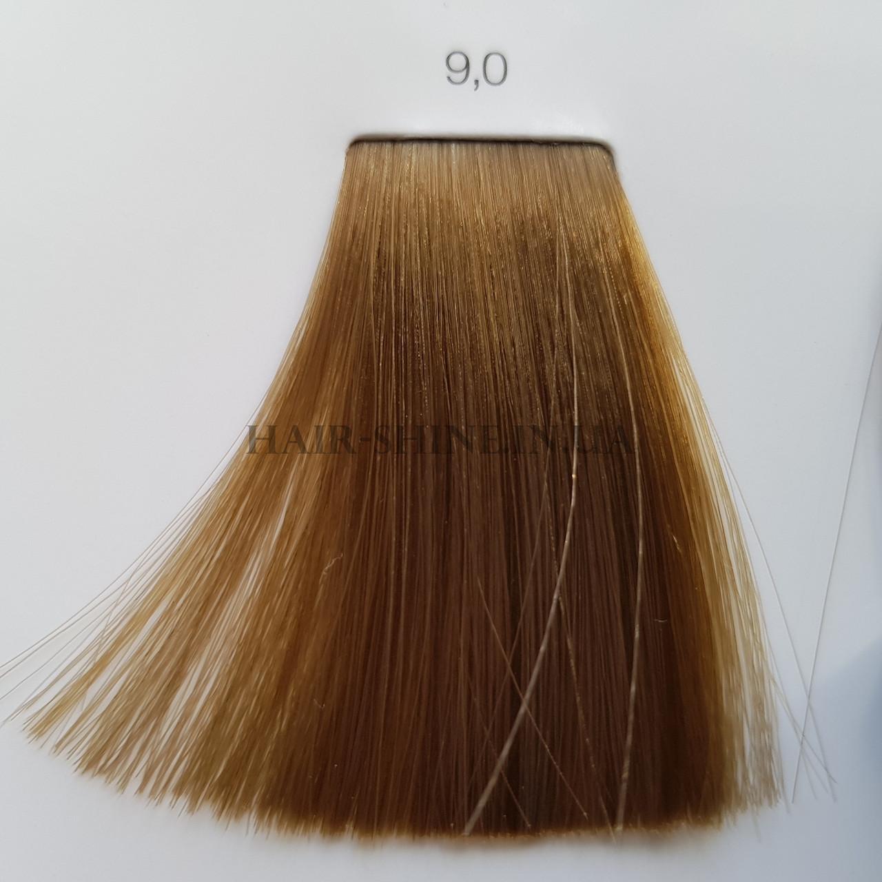 Краска без аммиака 60 мл  L'Oreal Professionnel Inoa №9.0 Очень светлый блондин