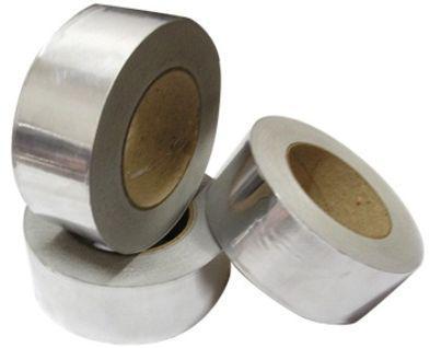 Алюминиевая самоклеящаяся армированная лента, ПВХ