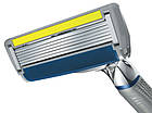 Станок для бритья DORCO PACE 6 Plus (SXA 5000), 2 картриджа D0012, фото 7