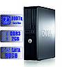 Системный блок DELL 2 ядра 3.0 GHz/2Gb-DDR3/HDD80Gb
