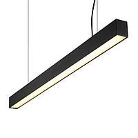 Декоративная светодиодная люстра 18 Вт LPL159-BK