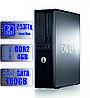 Системный блок DELL 2 ядра 2.53 GHz/4Gb-DDR2/HDD-160Gb