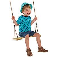 Детская качеля деревянная из сосны Бельгия КВТ