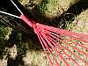 Одноместный подвесной гамак 100х190 см, хлопок, нагрузка до 100 кг. Одноместный тканевый гамак., фото 5