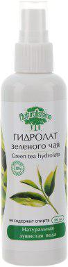 Гидролат Зеленого чая, натуральный био тоник, 100 мл