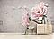 "3D фотообои ""Нежно-розовый цветок"", фото 3"