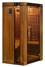 Инфракрасная сауна SunRays Corner Duos Lite тип3, фото 3