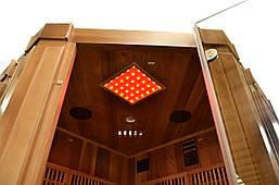 Инфракрасная сауна SunRays Corner Duos Lite тип3, фото 2