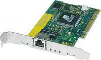 Сетевая карта Ethernet Lan PCI 100m 3com (с шифрованием) бу