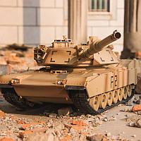 Военный танк Hulna на р/у 1:24