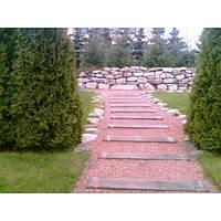 Устройство садовых дорожек, фото 1