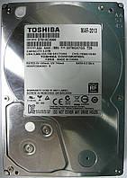 HDD 3TB 7200 SATA3 3.5 Toshiba DT01ACA300 33T6GX7GSTZ6, фото 1