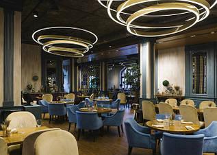 Как выбрать освещения для бара (ресторана, кафе)?