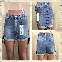 Шорты джинсовые женские лето оптом
