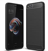 Чехол на Xiaomi Mi Note 3 Черный