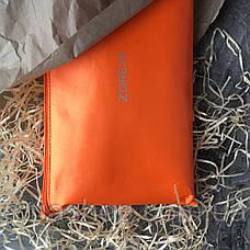 Набор профессиональных кистей Z'OREYA 22 шт в чехле (Оранжевый), фото 2