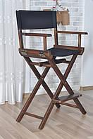 Складной стул для визажа Apolo brown, фото 1