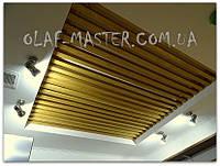 Балки деревянные потолочные