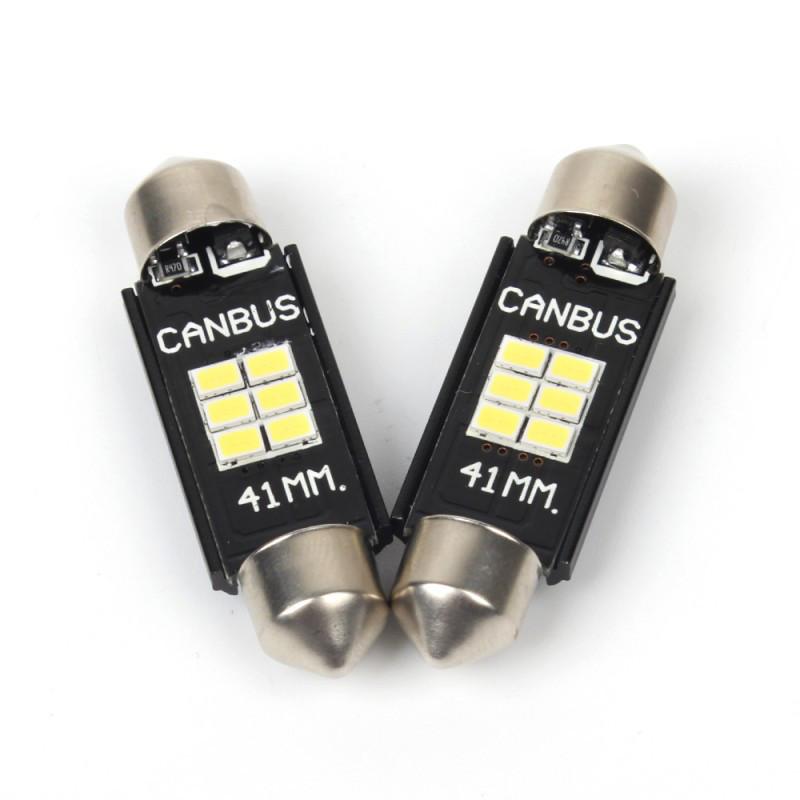 C10W Софитка+canbus Т11*41мм Світлодіодні автолампи CARLAMP