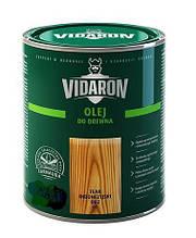 Vidaron Олія для терас тик натуральний Т02 напівмат 750мл
