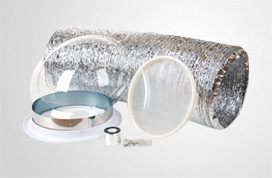 Дополнительный сегмент трубы  Fakro SLM 55x120 см