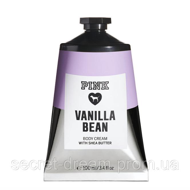 Лосьон для тела Body Cream Vanilla Bean Victoria's Secret Pink