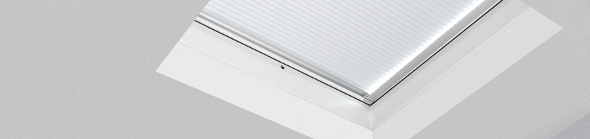 Штора (к окнам для плоских крыш) Fakro APF/D II 100х150 см