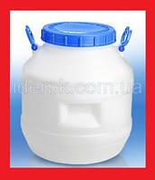 Пластиковый Молочный Бидон и Емкость для Меда 40 литров