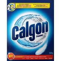 Средство Calgon 2in1 для смягчения воды в стиральных машинах 500г