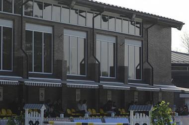 Кронштейн трубы Rainway 130 Кирпичный, фото 2