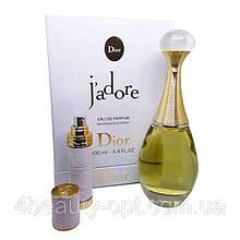 Подарочный набор Dior J'adore (парфюм 100 ml и атомайзер 7,5 ml)