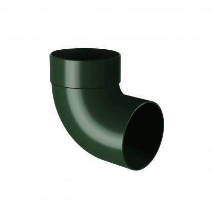 Отвод одномуфтовый 87°  Rainway 130  Зеленый, фото 2