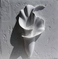 Панно-барельеф Цветок калла, фото 1