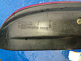 Зеркало заднего вида правое Mazda Premacy 1998-2005г.в. красное с подогревом Дефект крышки корпуса, фото 5