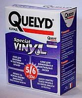 Клей обойный Quelyd ВИНИЛ для тяжелого винила и текстиля 300 грамм