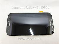 Дисплей, стекло, модуль с рамкой для Samsung Galaxy S4 i9505