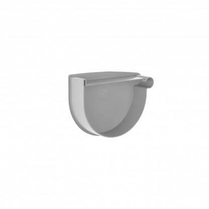 Заглушка воронки правая Rainway 130 Серый, фото 2