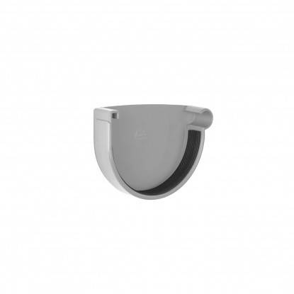 Заглушка желоба правая Rainway 130 Серый, фото 2