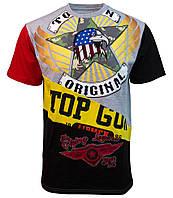 "Футболка Top Gun ""Flying Legend"" (Cream)"